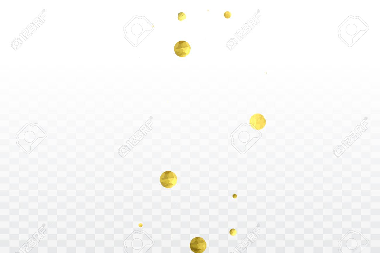Gold confetti celebration birthday party invitation background birthday party invitation background vector festive christmas greeting card backdrop wedding invitation template stopboris Image collections