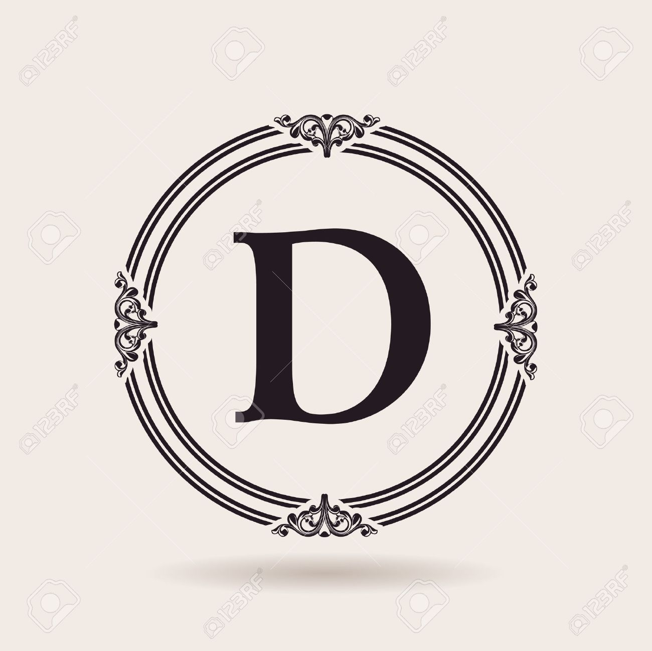 Letter D Stock Photos And Images 123rf
