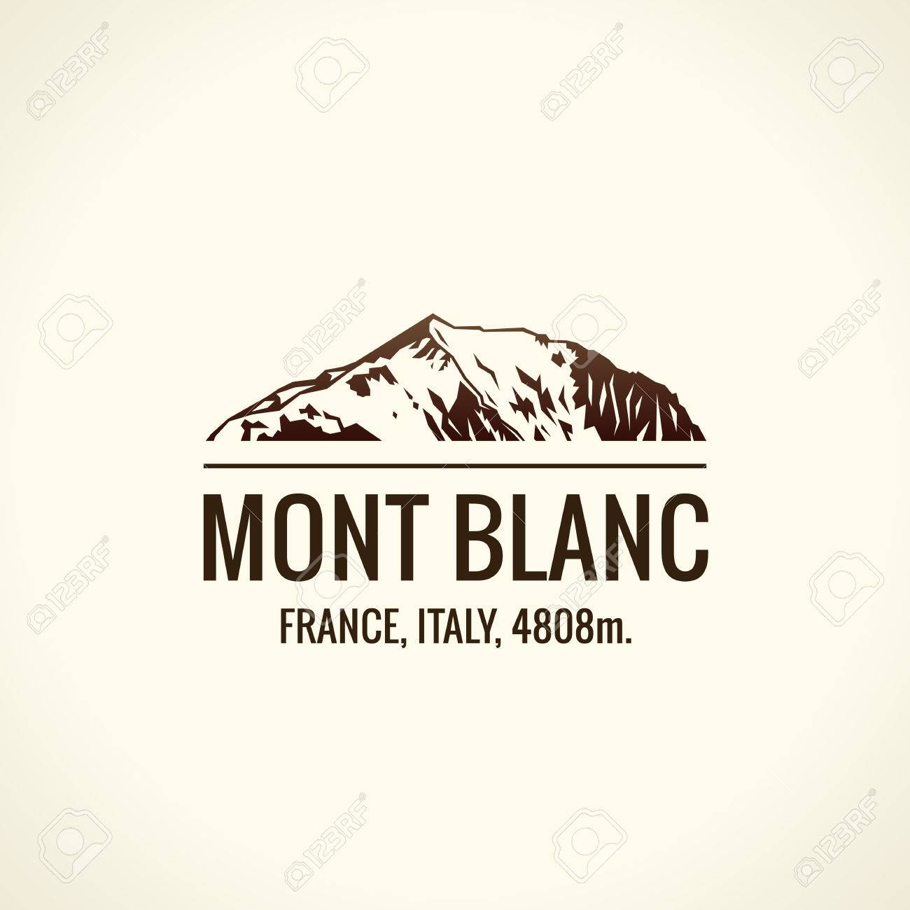 123 Mont Blanc Cliparts Stock Vector And Royalty Free Mont Blanc
