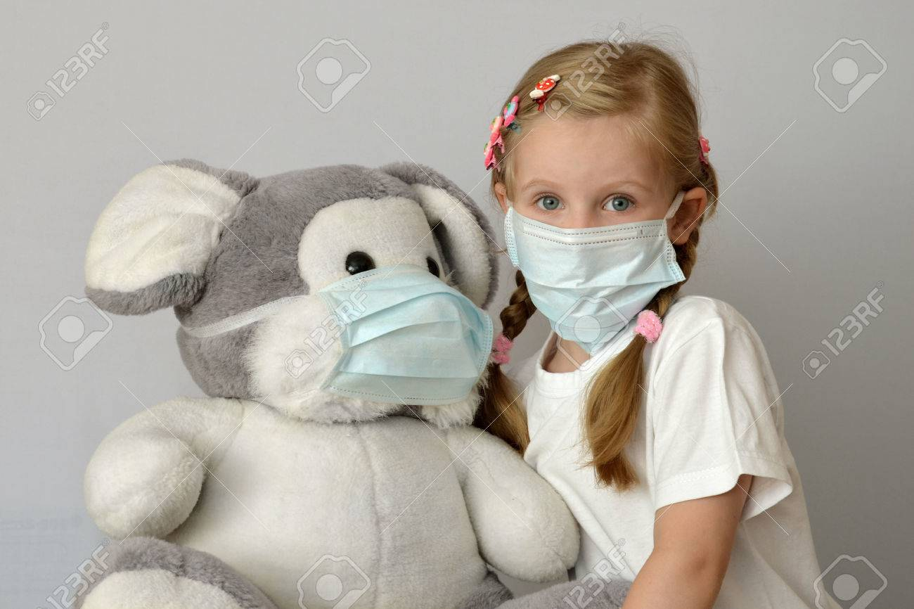 masque enfant medical