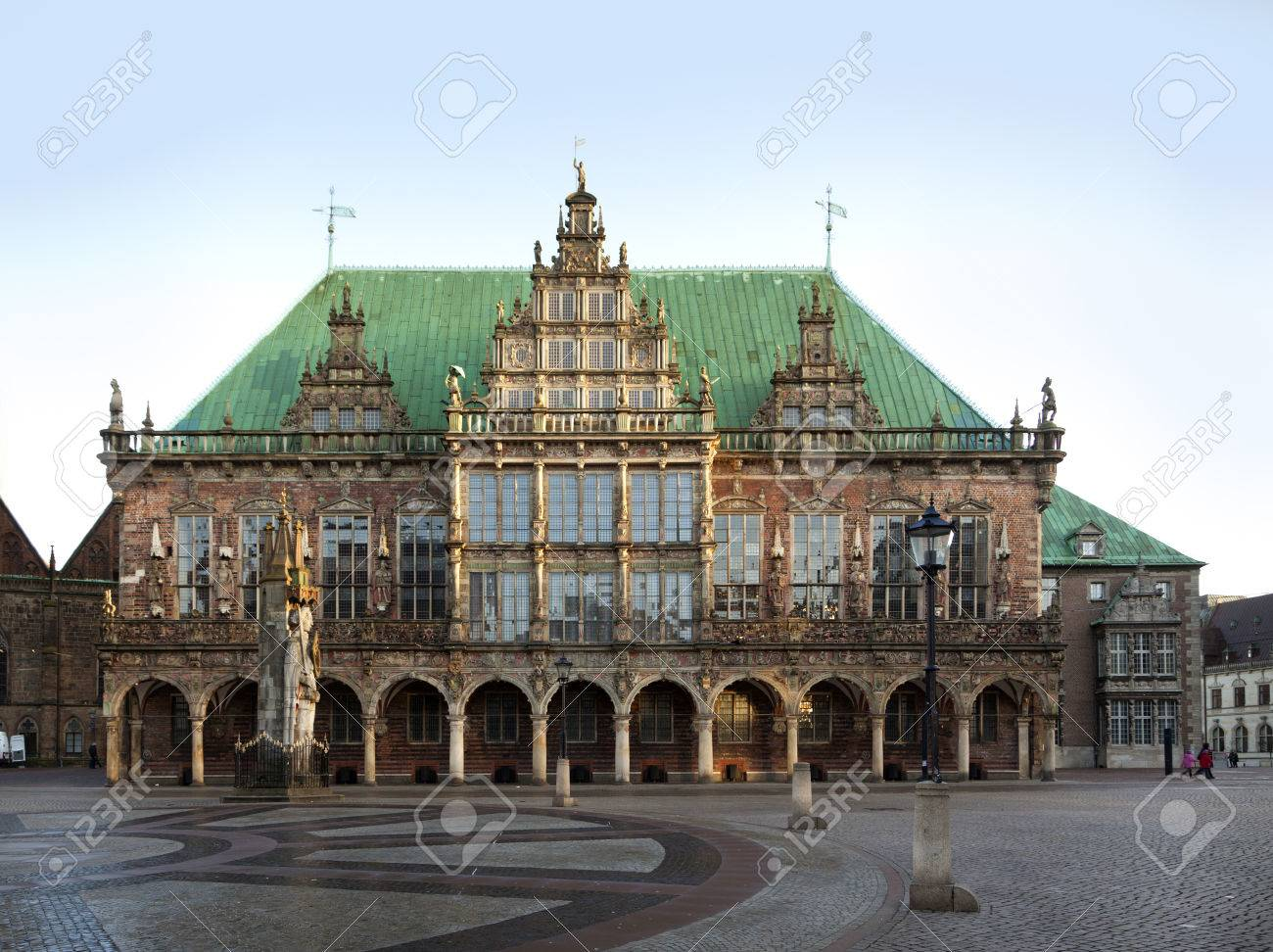 Bremen Fotografie town of the free and hanseatic city of bremen germany royalty