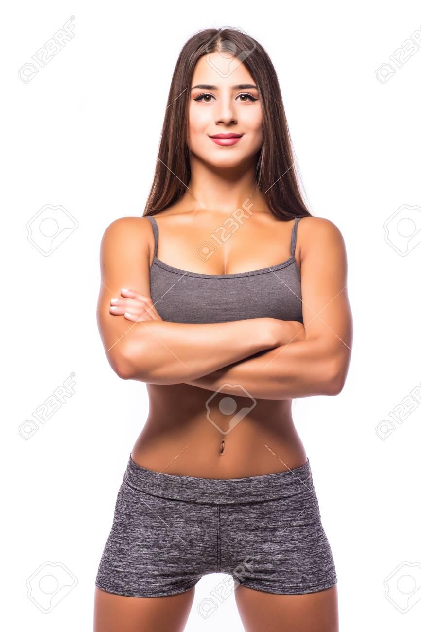 trainierte frauen attraktiv