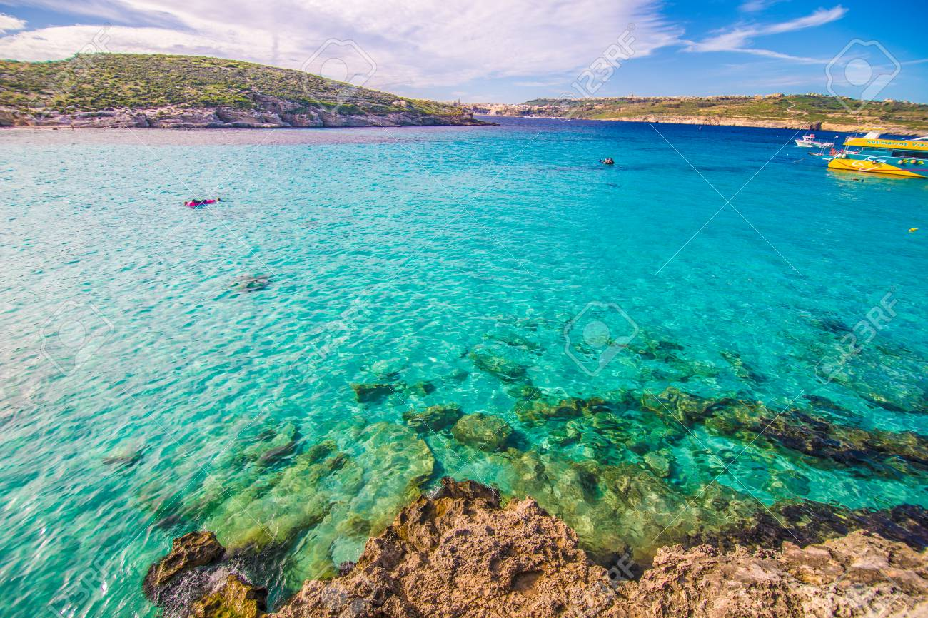 Comino Malta November 2018 Holidays At Blue Lagoon On Island