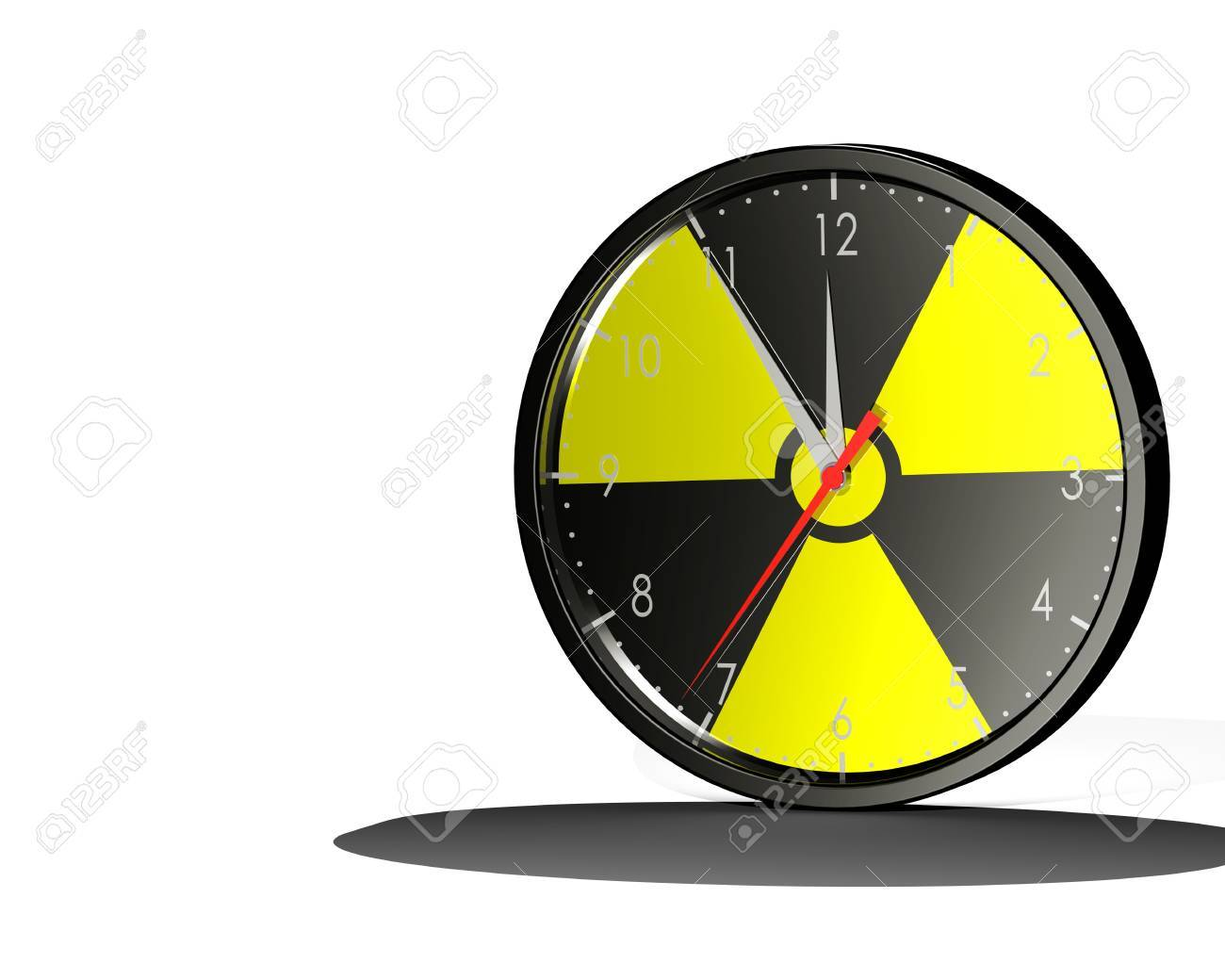 End of the nuclear age Stock Photo - 9307236
