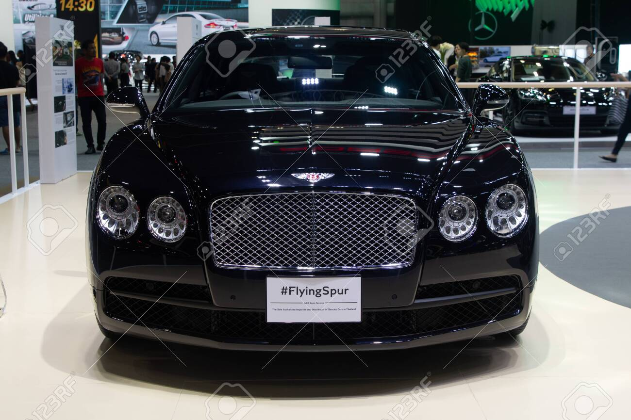 Thailand Dec 2018 The Bentley Continental Flying Spur Limited Stock Photo Picture And Royalty Free Image Image 128137197