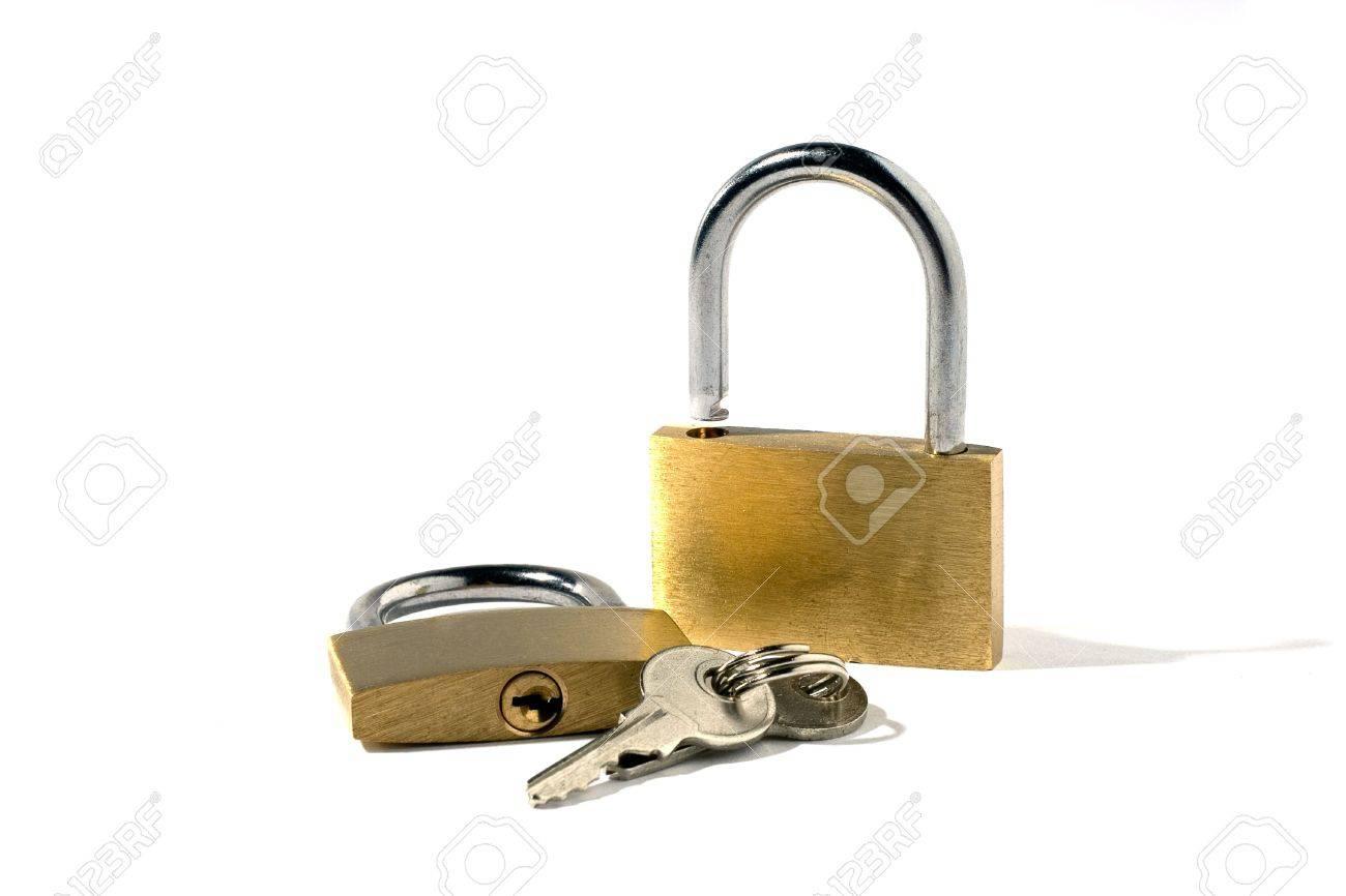ey lock vorh loch ssel gold schl white crypt weiss stock