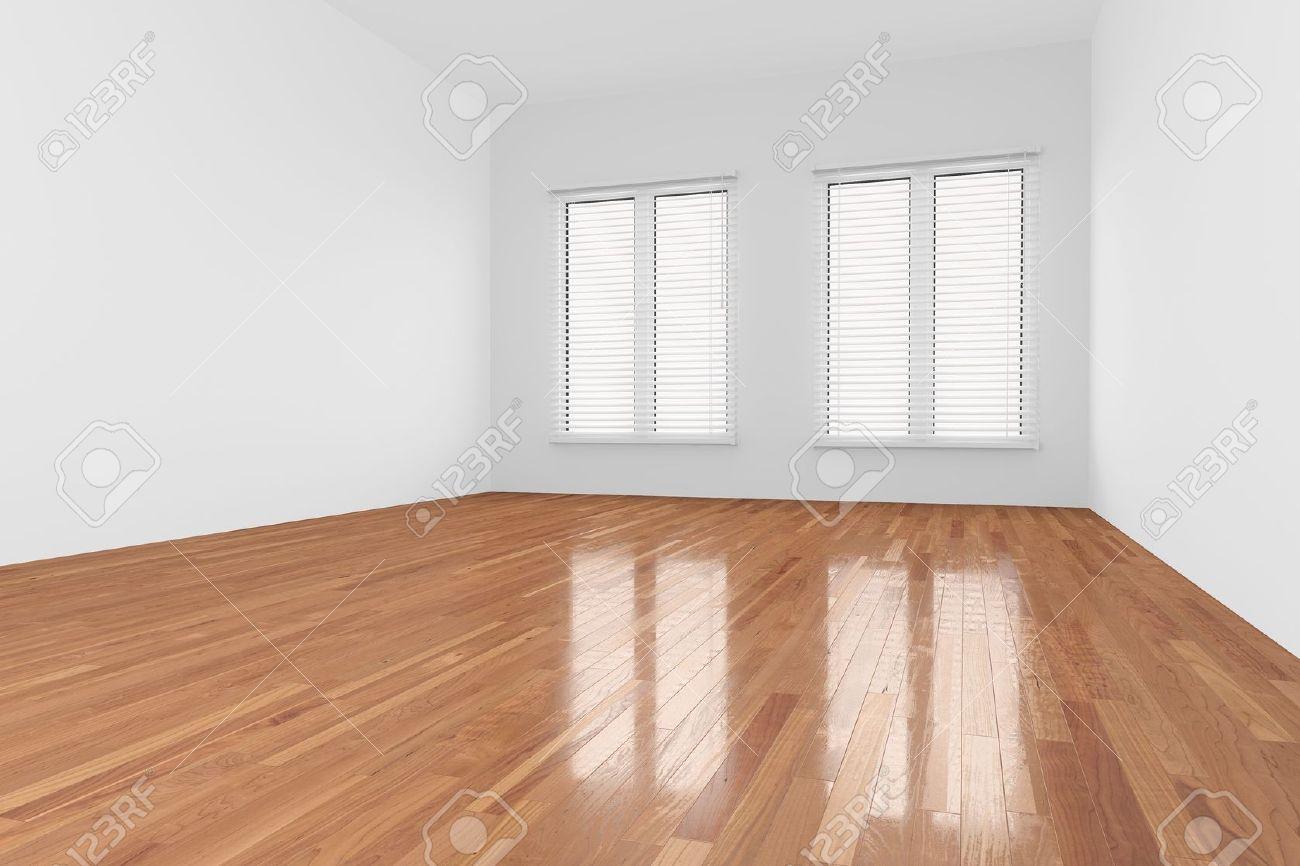 Wood floor room Large Empty Room With Window And Wooden Floor Stock Photo 13263520 123rfcom Empty Room With Window And Wooden Floor Stock Photo Picture And
