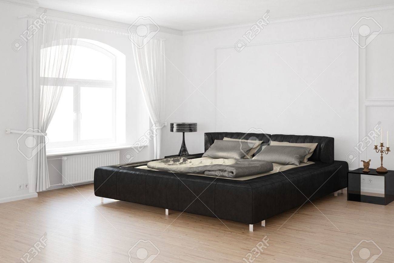 Sovrum med ljus och trägolv royalty fria stockfoton, bilder ...