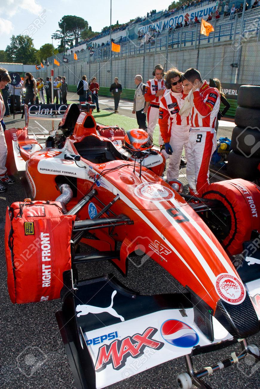 Circuito Vallelunga : Vallelunga circuit rome italy november stock photo edit now