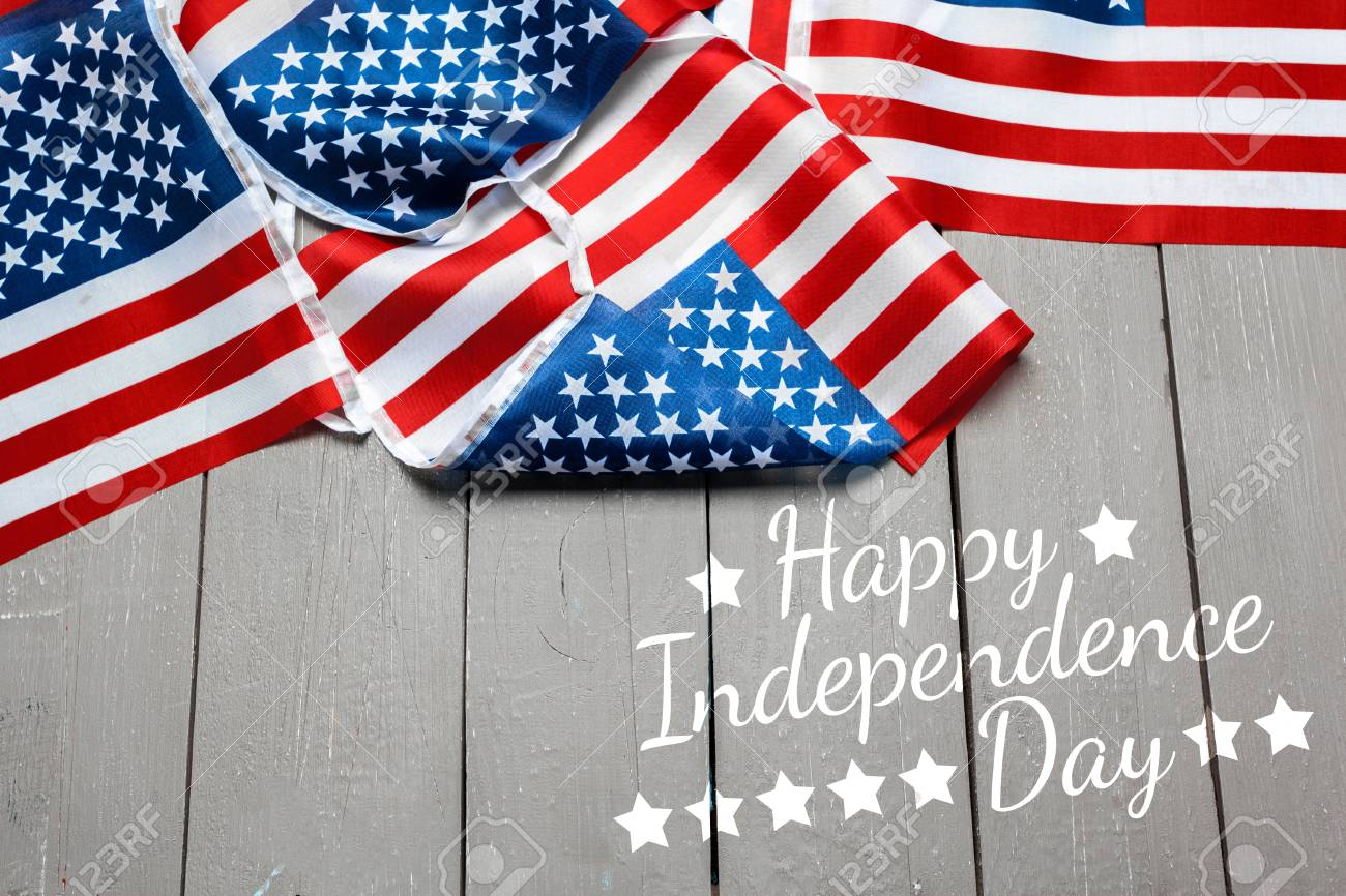 happy fourth of july usa flag stock photo picture and royalty free