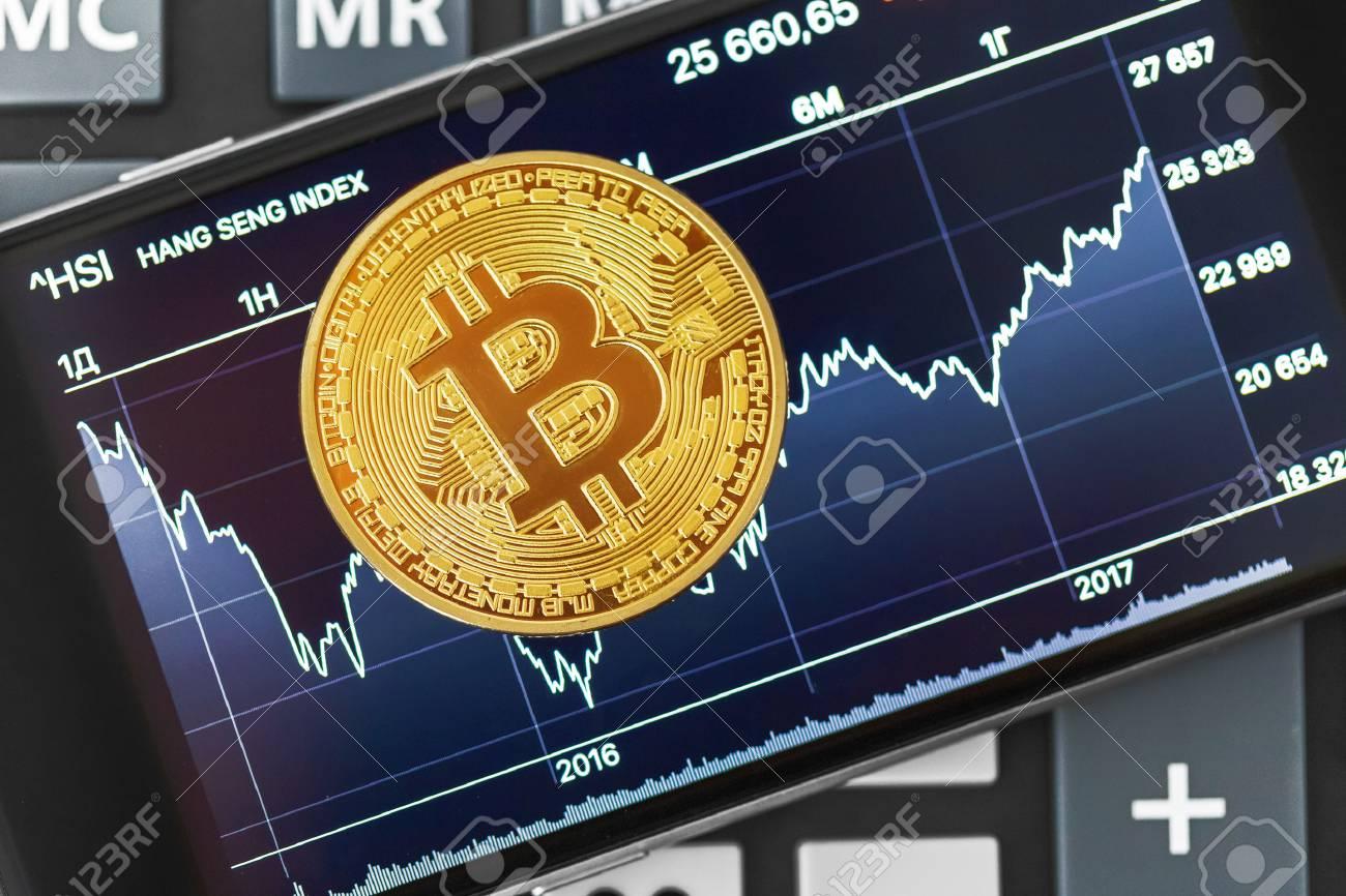 bitcoin crypto currency diagram - 85988666