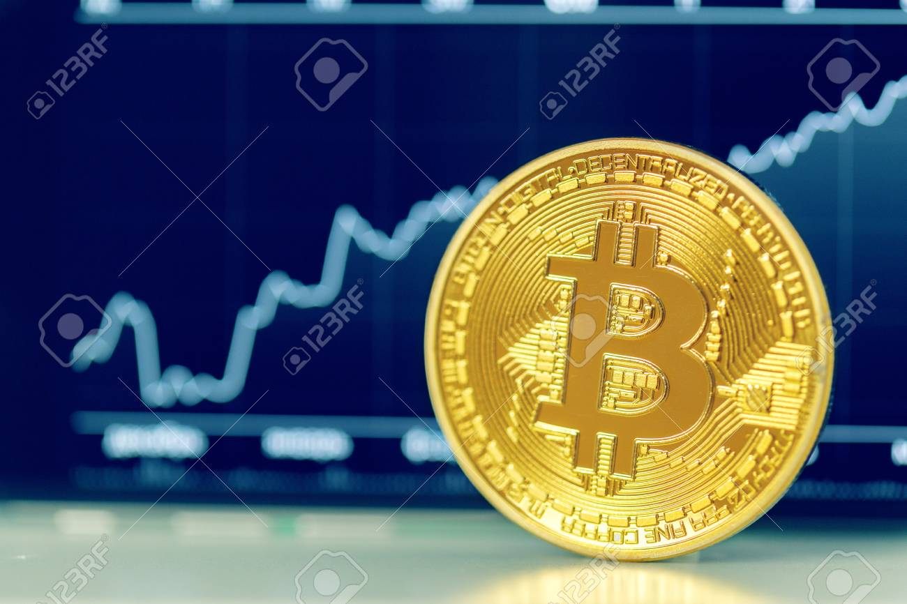 bitcoin crypto currency diagram - 85989122