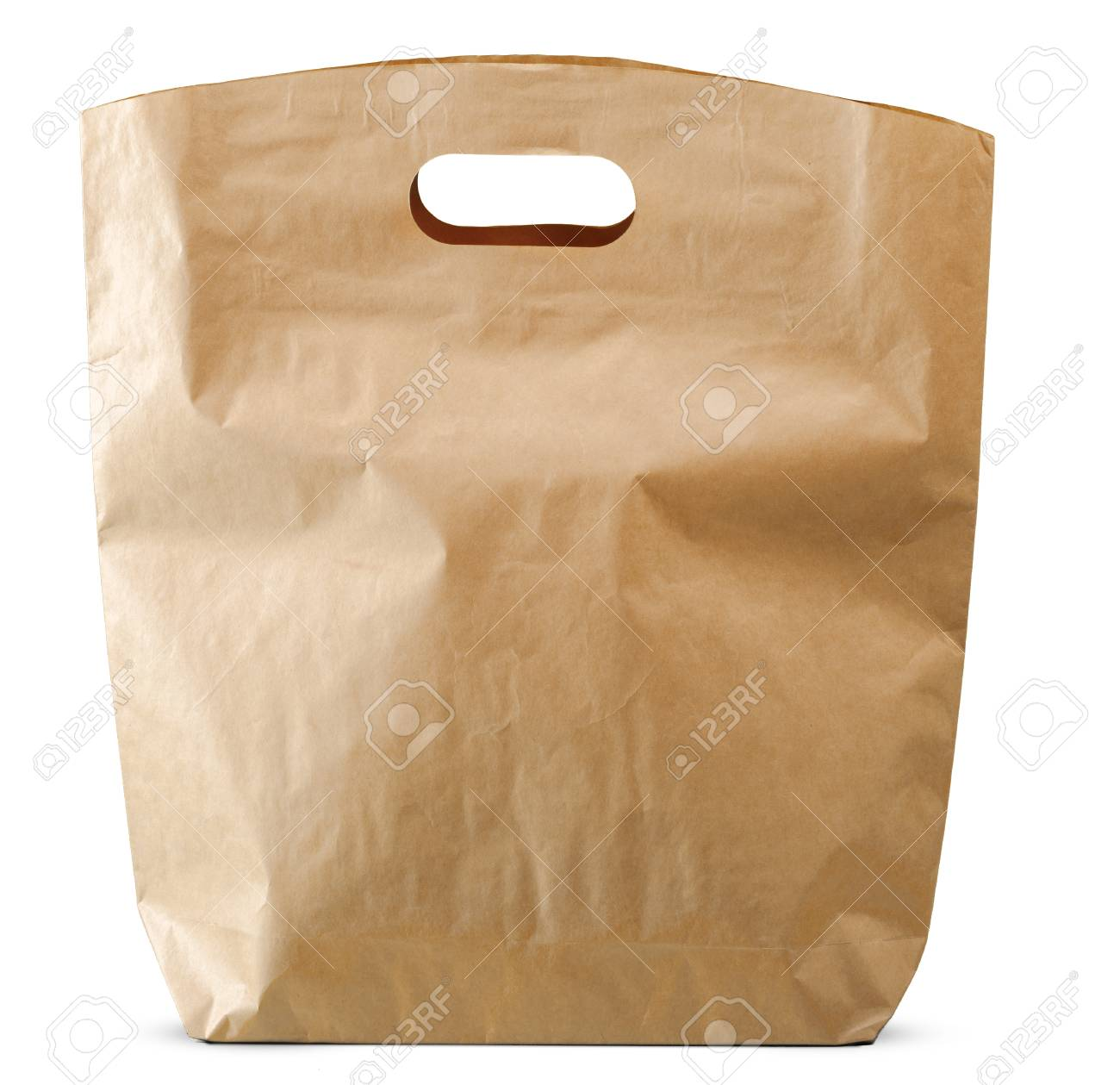 paper bags isolated on white background - 94220419