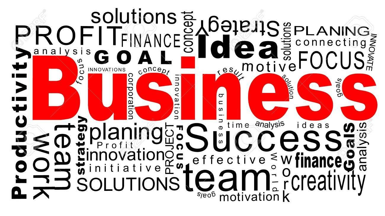 Business board Stock Photo - 12833082