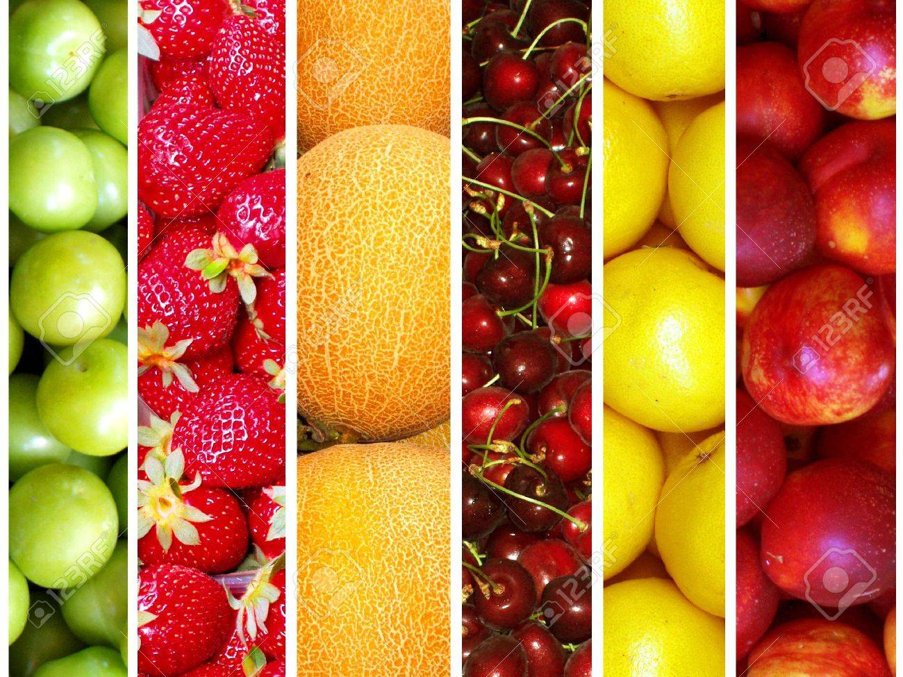 fruit collection Stock Photo - 3485771