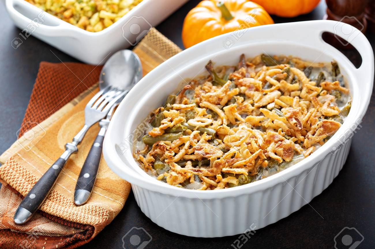Green beans casserole - 110714516