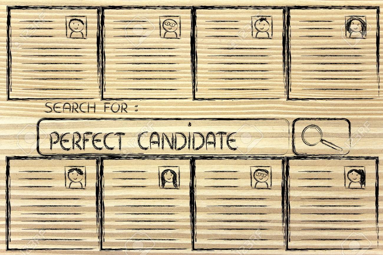 cv selection and search bar resumes of different people stock photo 25934664 - Search Resumes