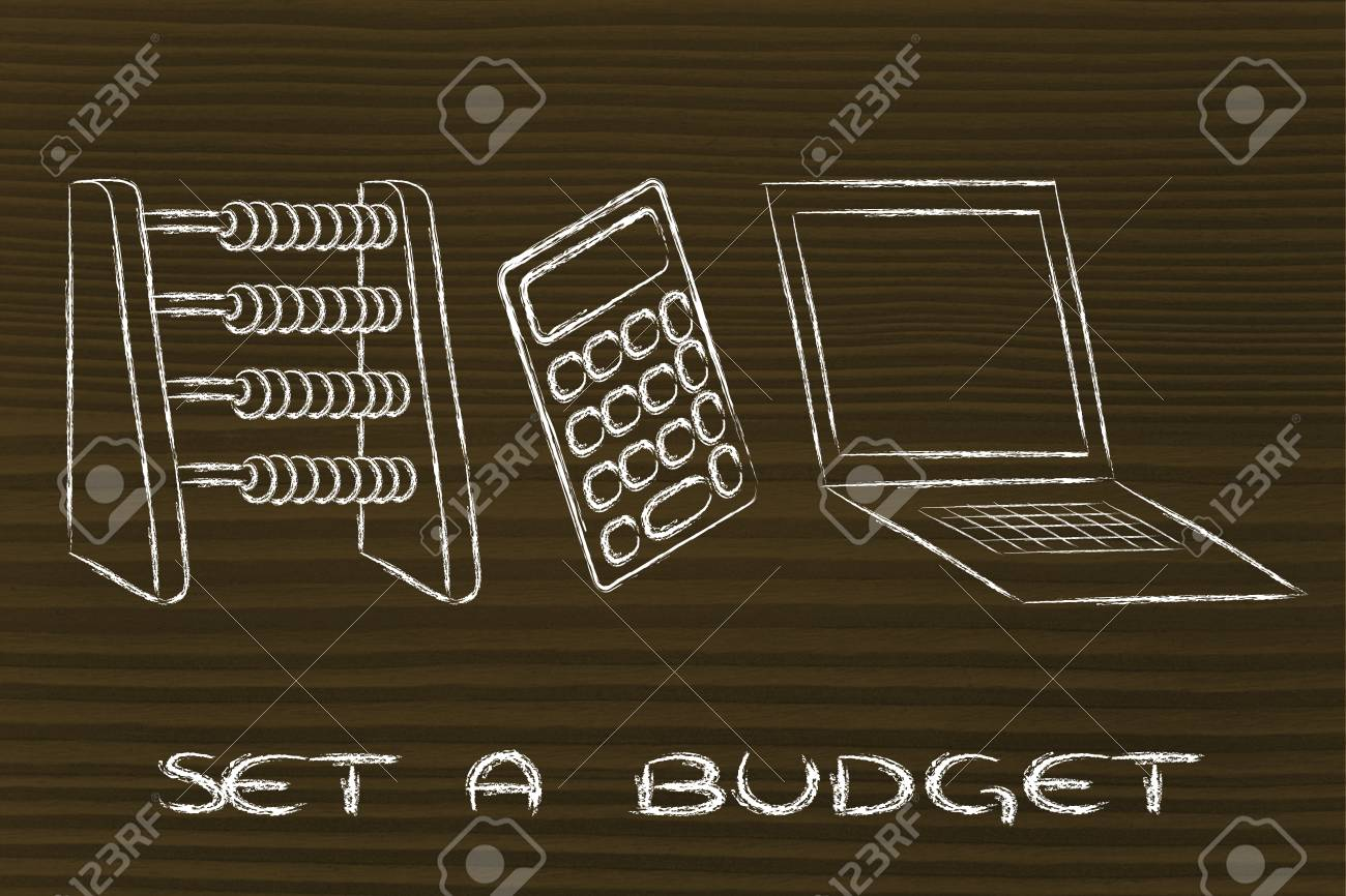 plan your savings or establish a budget abacus calculator and
