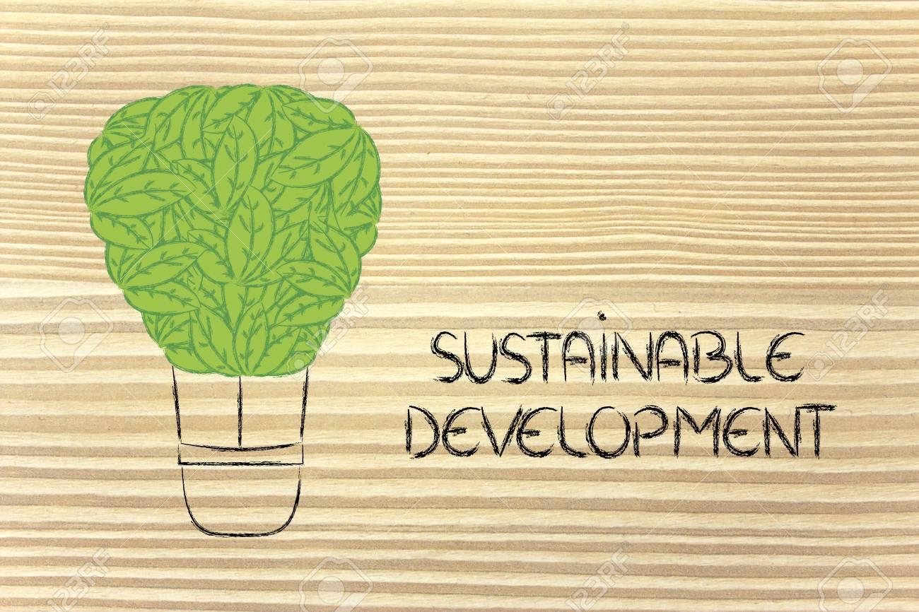 Las Energías Renovables Y El Desarrollo Sostenible, La Metáfora ...