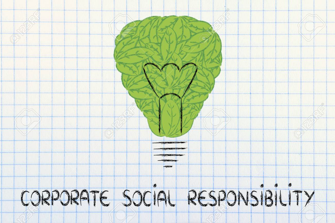 Responsabilidad Social De Las Empresas: La Metáfora De Bombilla ...