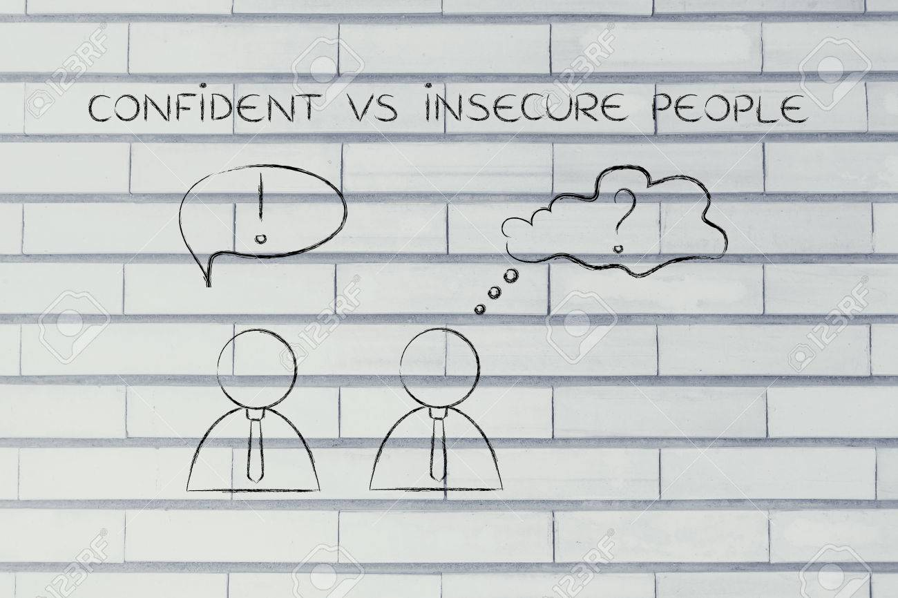 Do become why insecure people Why We