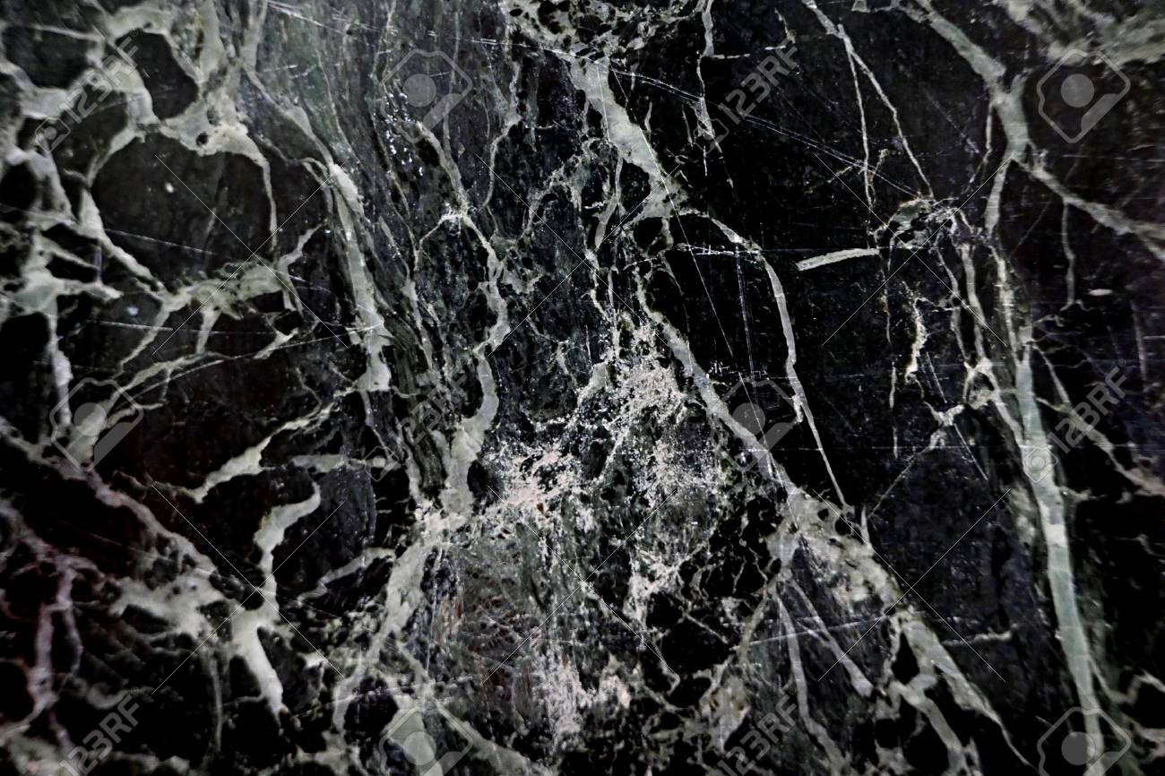 Natural Blackwhite And Grey Marble Texture For Skin Tile Wallpaper