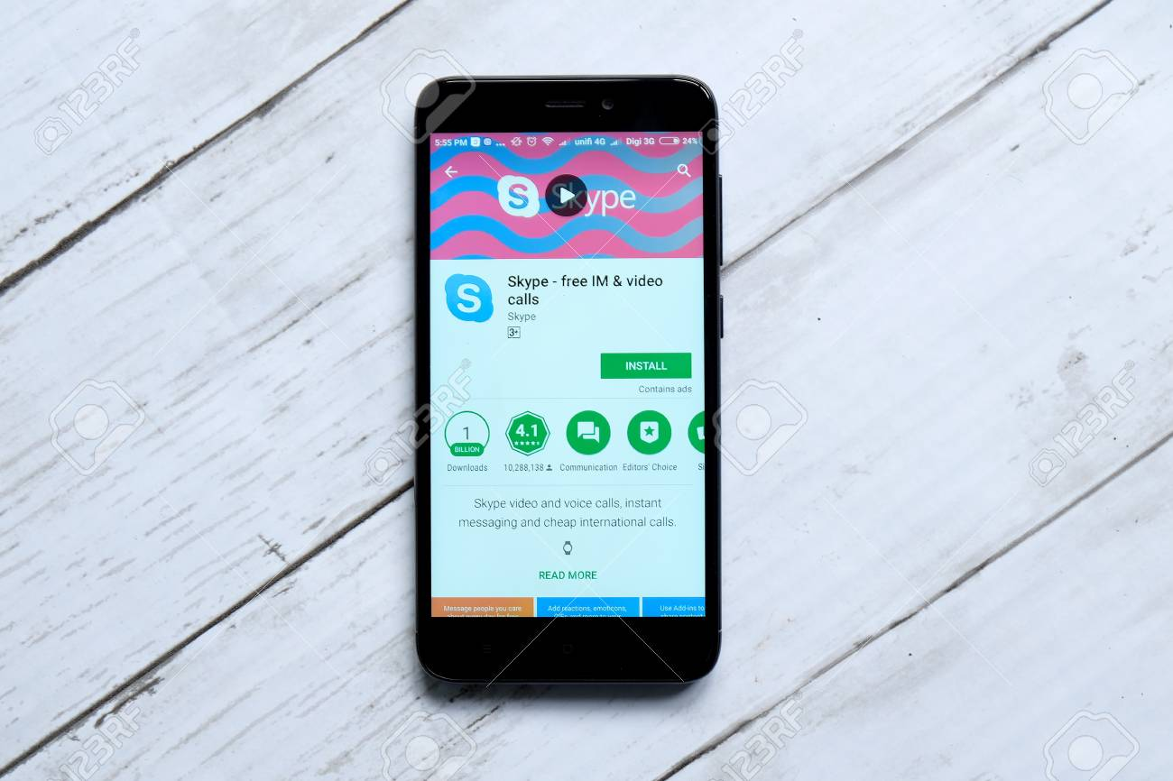 How to download and use skype for android phones | digital unite.