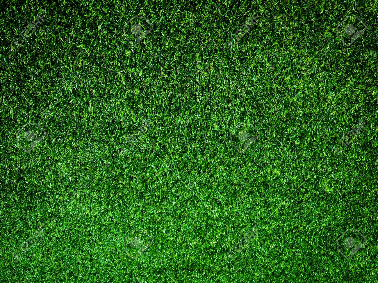 Closeup view of green grass soccer field background. Wallpaper for work and design. - 139927954