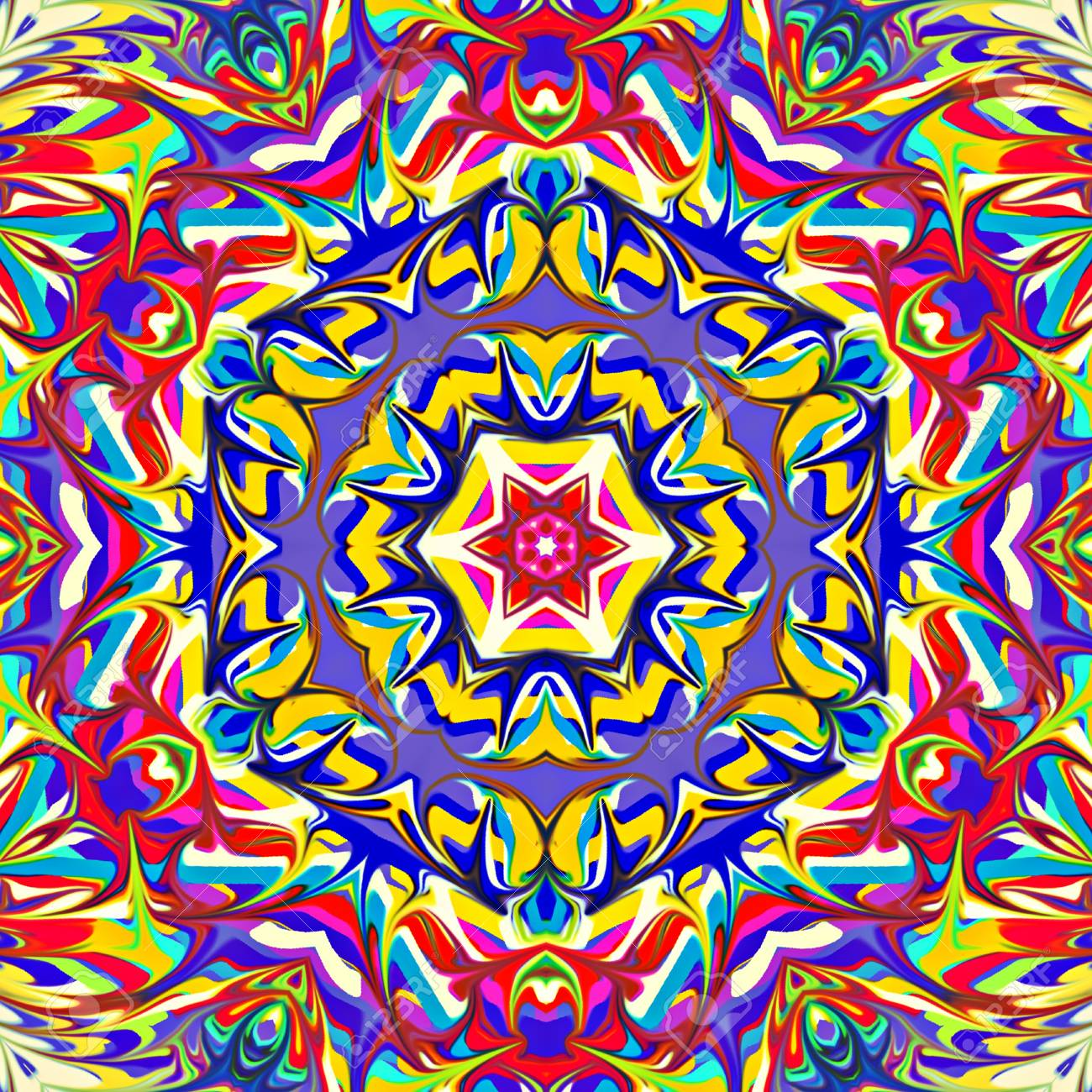 Colorful Patterns Custom Design