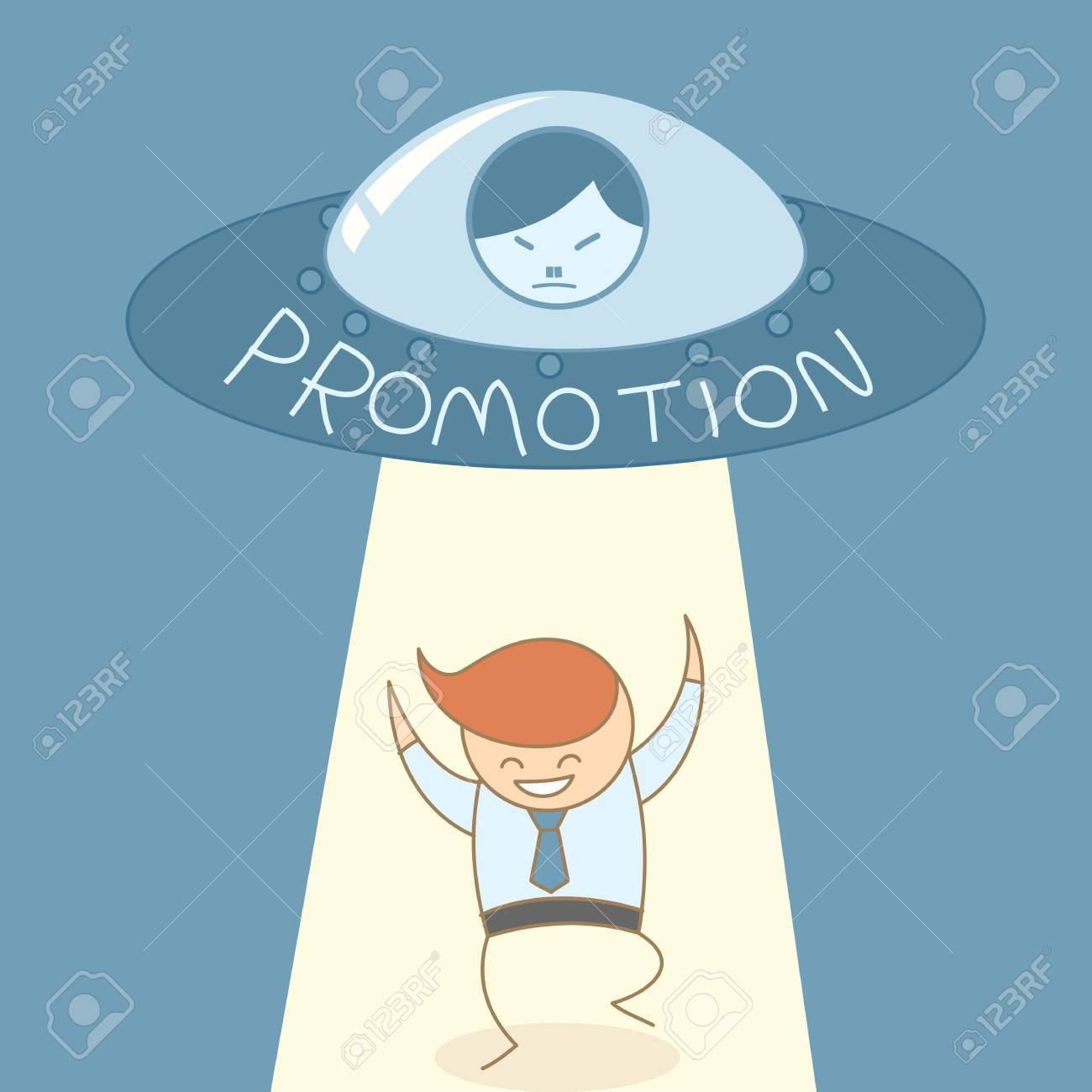 business man happy success in career promotion royalty vector business man happy success in career promotion