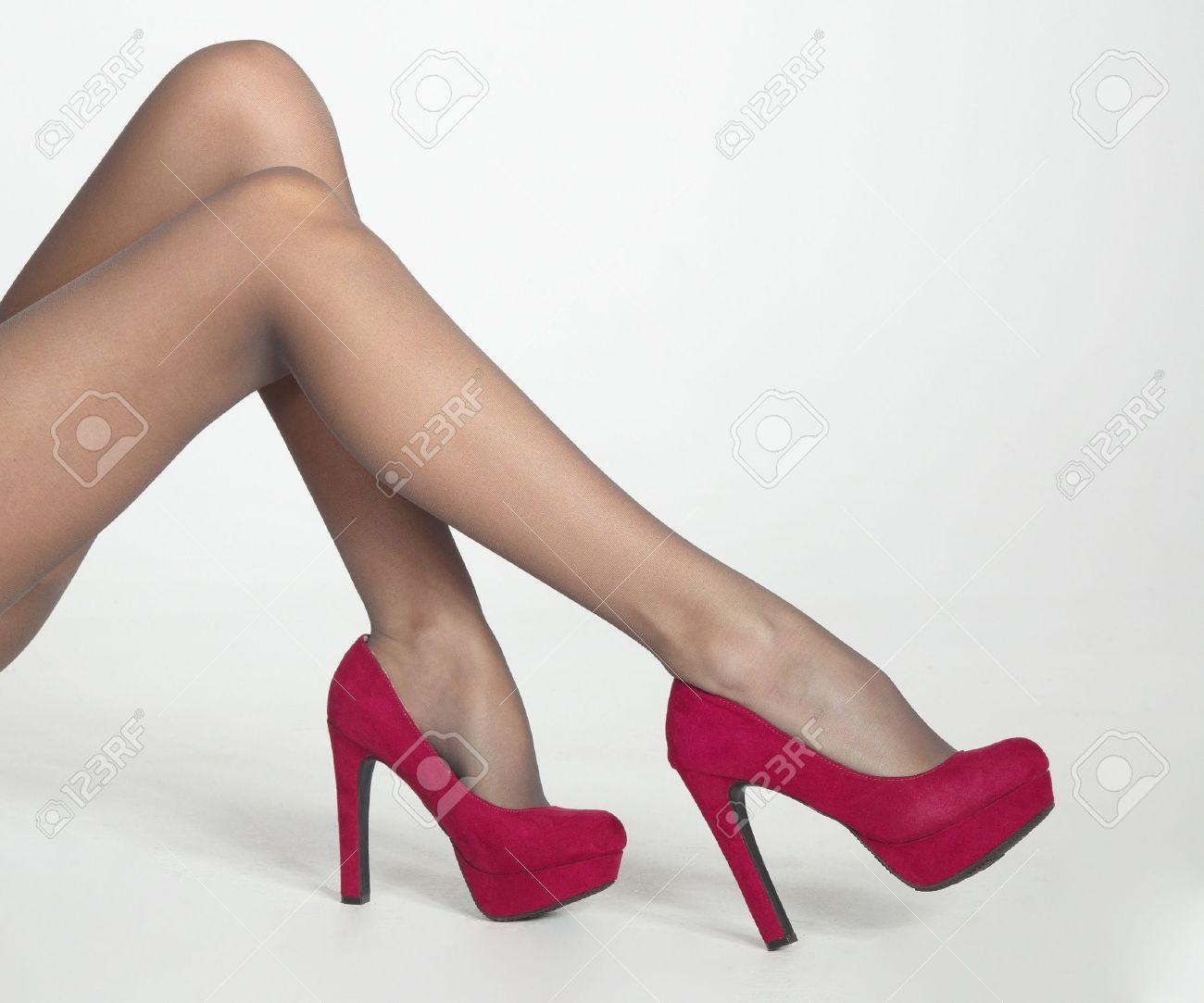 Красивые щиколотки женские