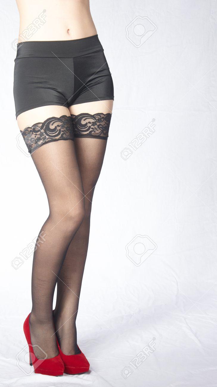 Anal High Heels Stockings