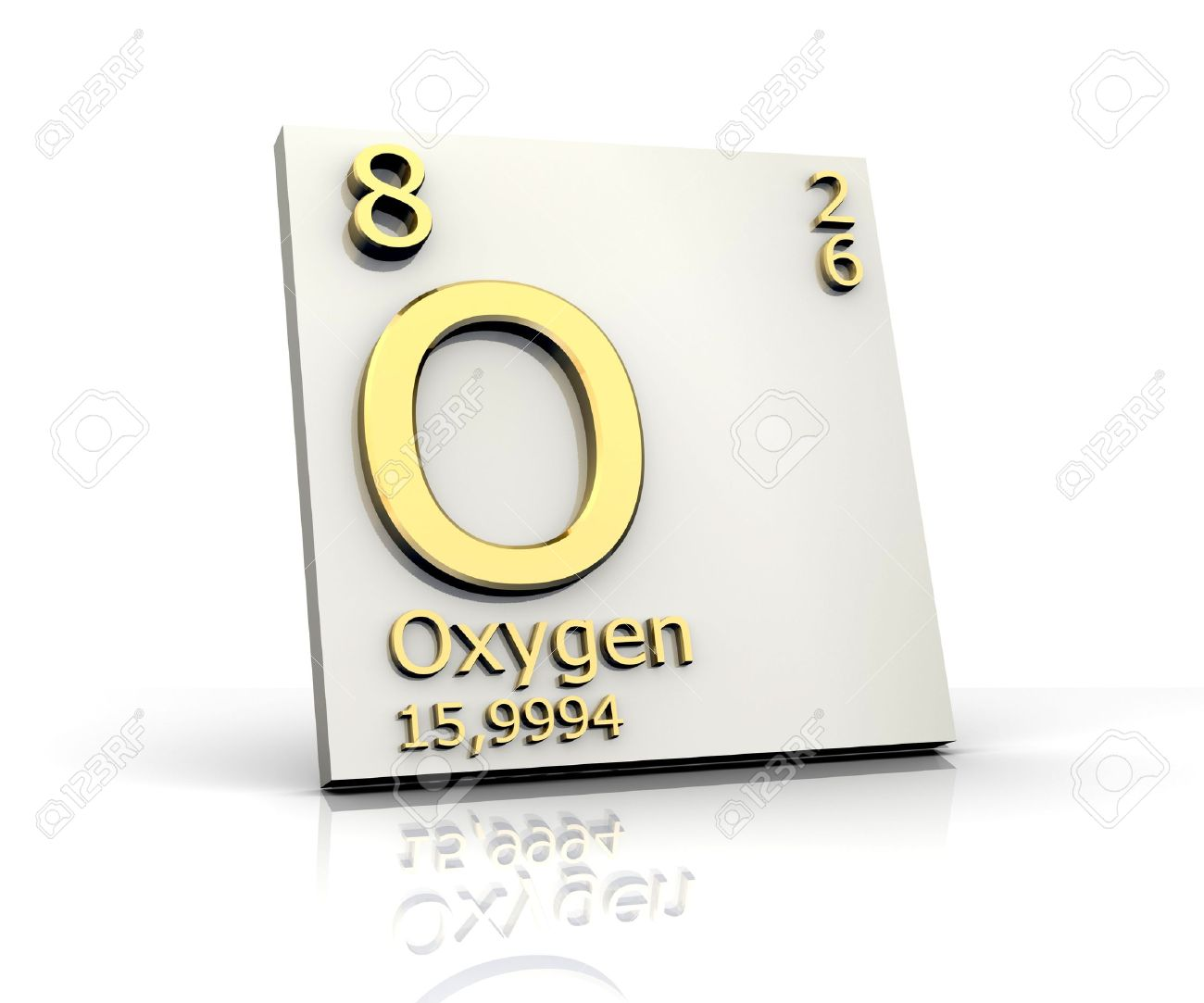 Oxygen form periodic table of elements stock photo picture and oxygen form periodic table of elements stock photo 4296432 urtaz Choice Image