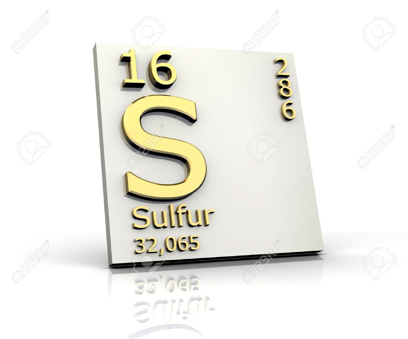 Sulfur form periodic table of elements stock photo picture and sulfur form periodic table of elements stock photo 4315556 gamestrikefo Gallery