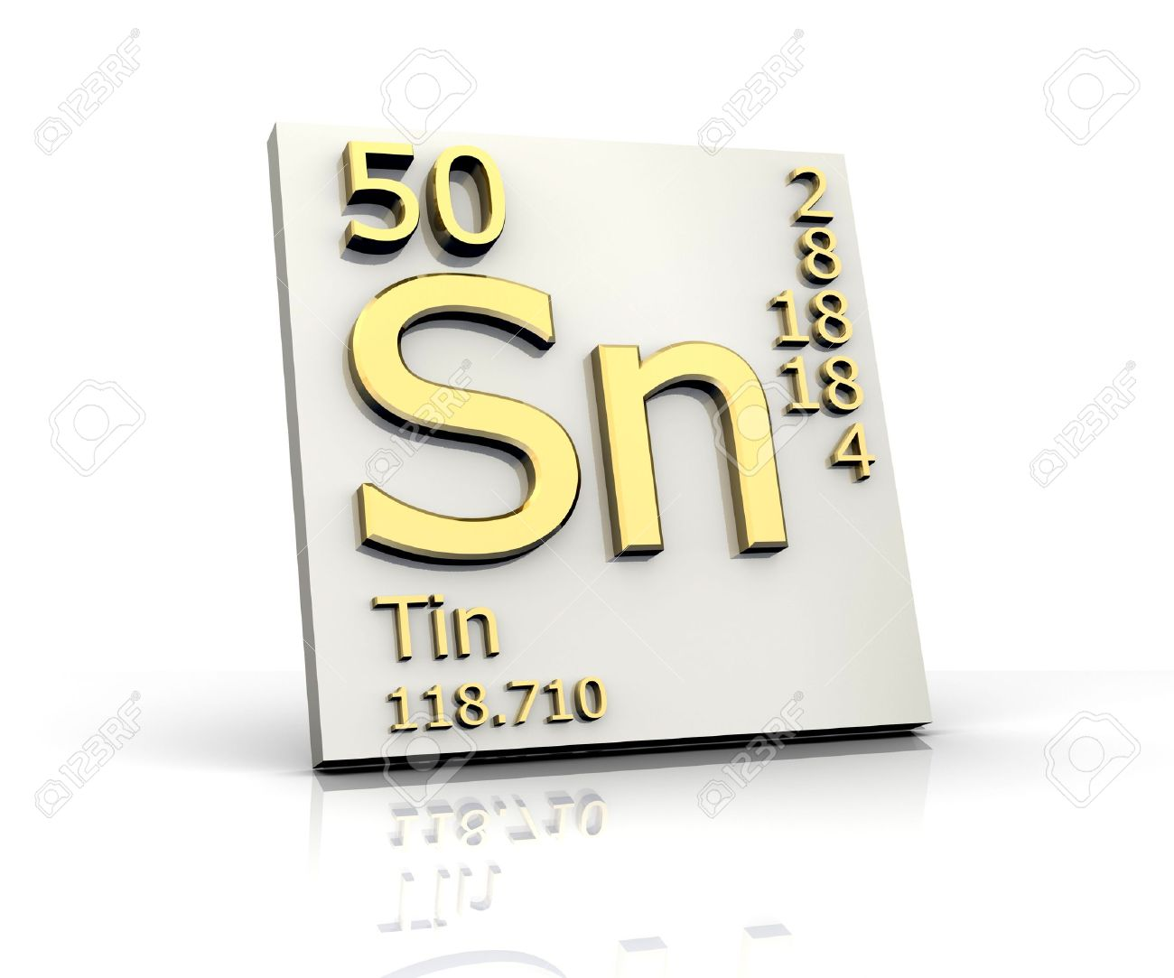 Tin form periodic table of elements stock photo picture and royalty stock photo tin form periodic table of elements urtaz Image collections