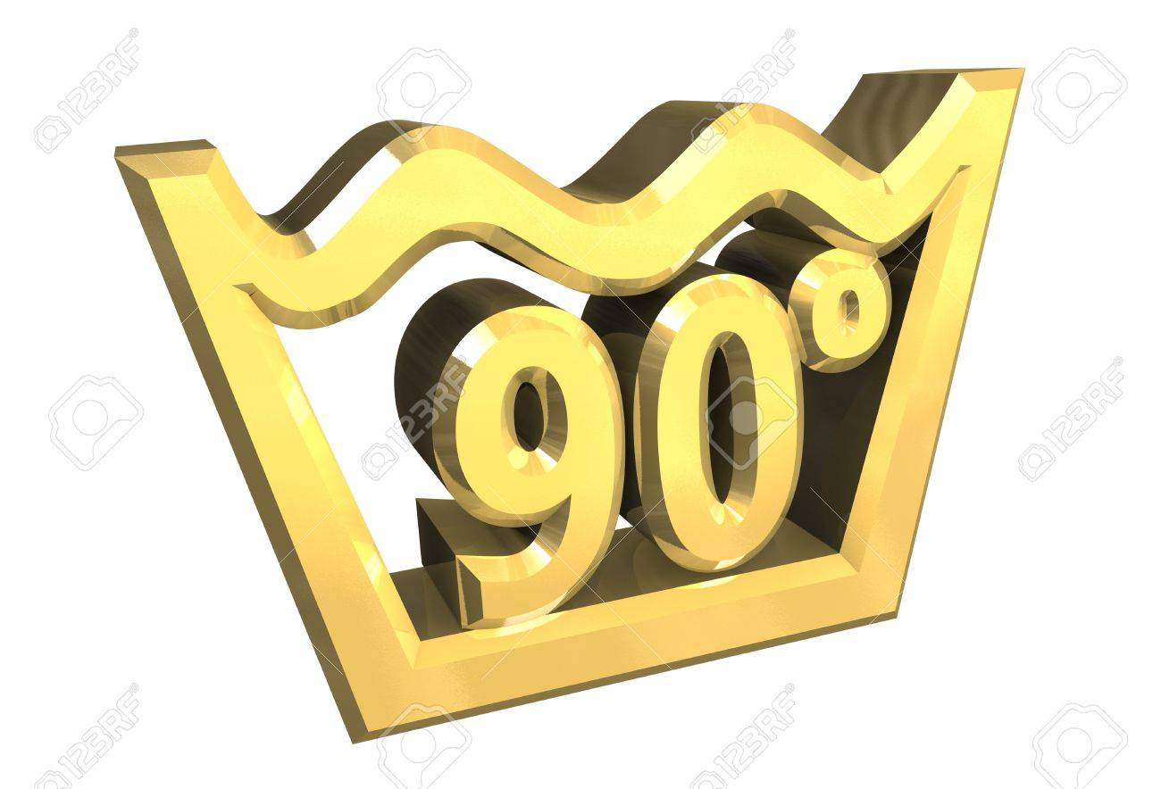 Washing 90 degree symbol in gold isolated 3d stock photo washing 90 degree symbol in gold isolated 3d stock photo 4525140 biocorpaavc Choice Image