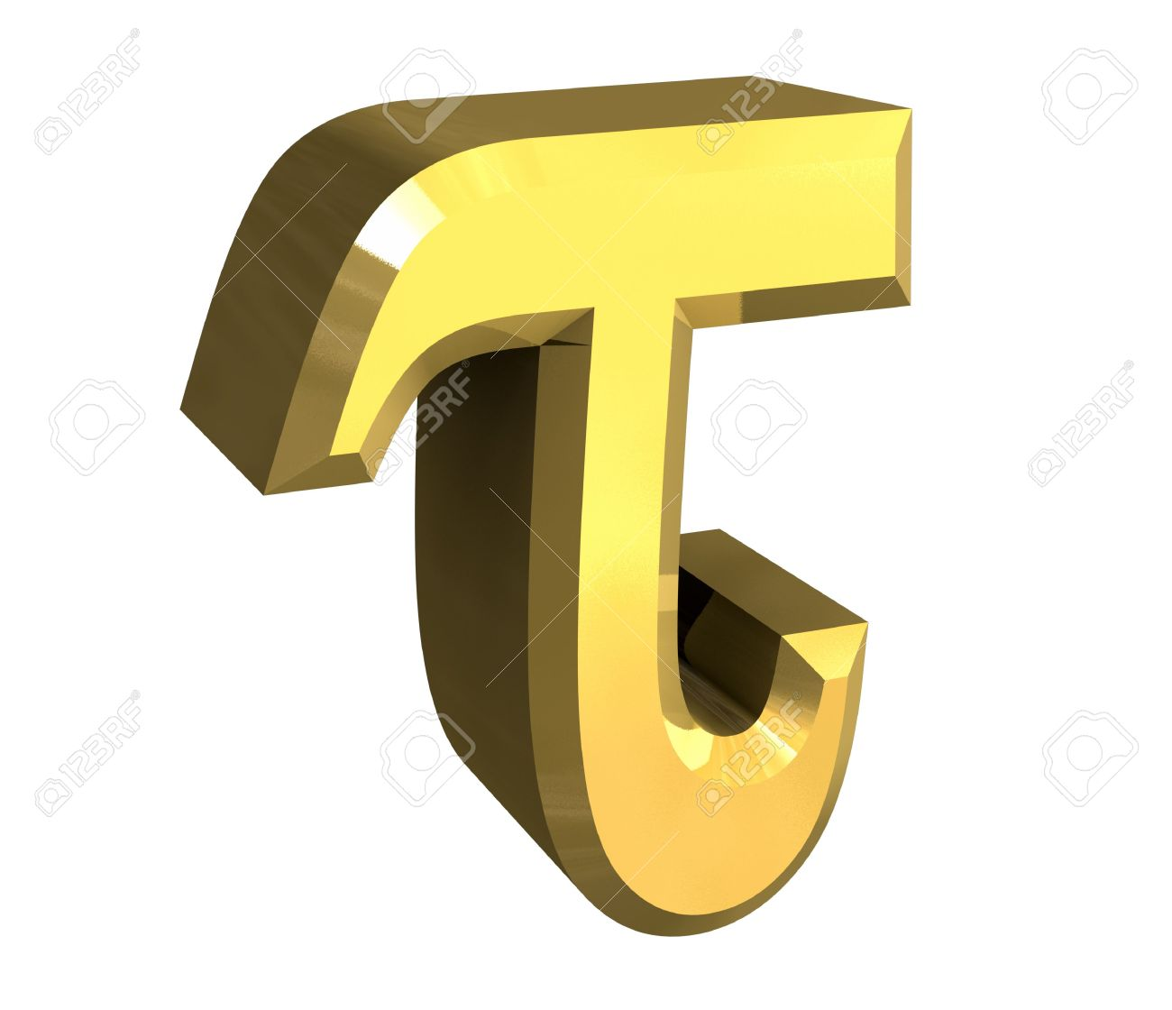 Tau symbol in gold 3d stock photo picture and royalty free tau symbol in gold 3d stock photo 4618729 biocorpaavc Images