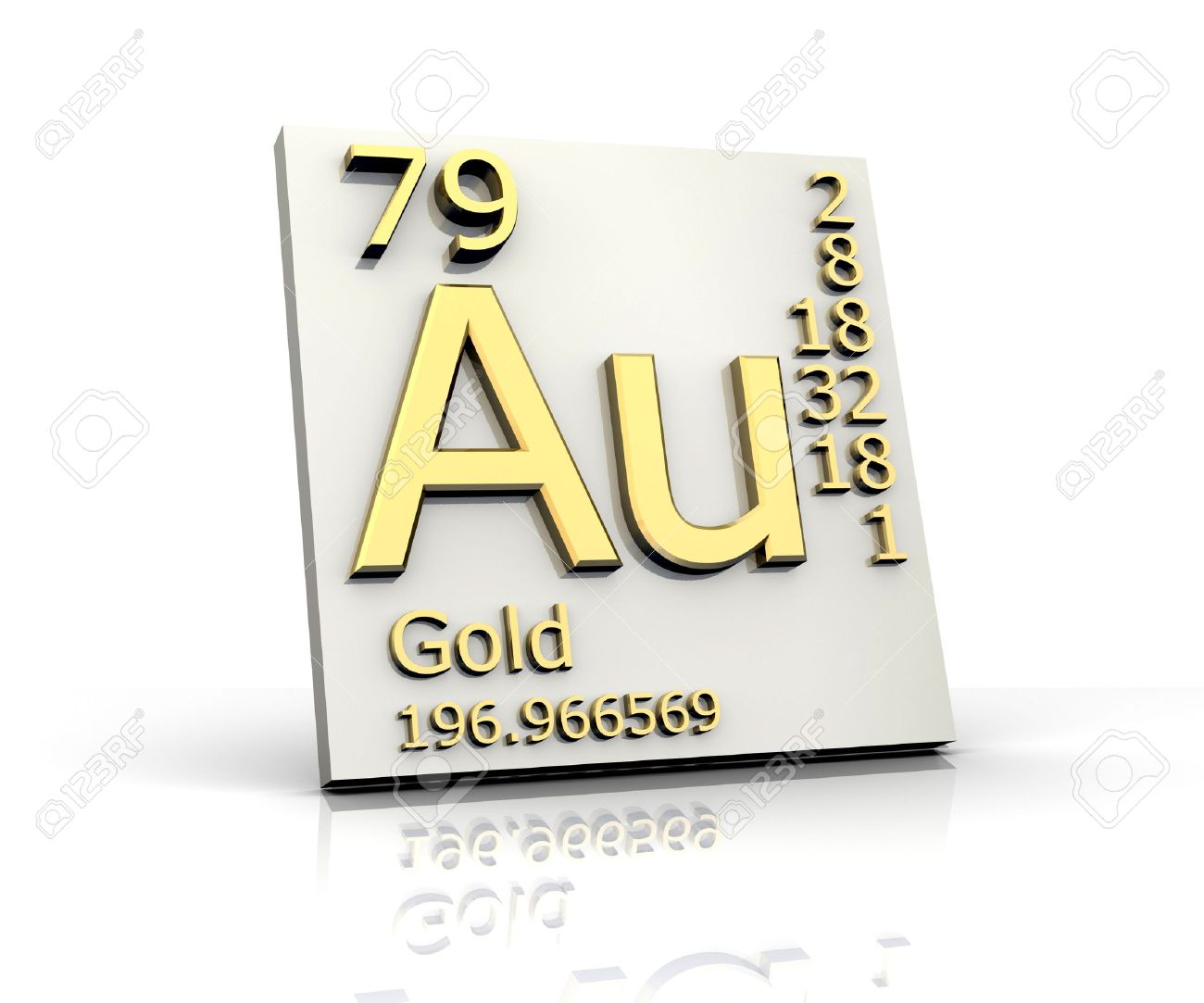 Gold form periodic table of elements stock photo picture and gold form periodic table of elements stock photo 4640422 urtaz Images