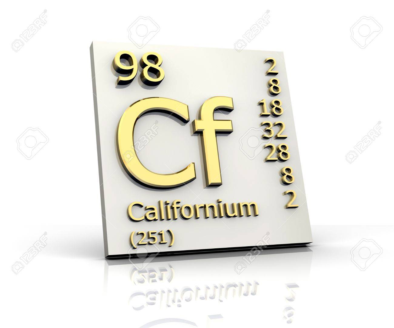 Uuq periodic table choice image examples of product market uuu element periodic table images periodic table images 10170810 californium periodic table of elements 3d made gamestrikefo Image collections