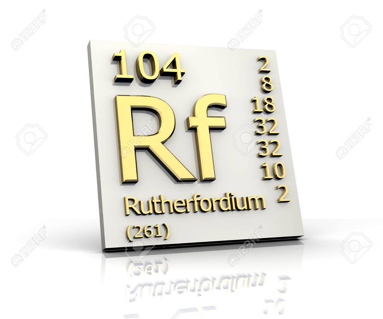Rutherfordio sotto forma di tabella periodica degli elementi 3d rutherfordio sotto forma di tabella periodica degli elementi 3d realizzato archivio fotografico 10170831 gamestrikefo Image collections
