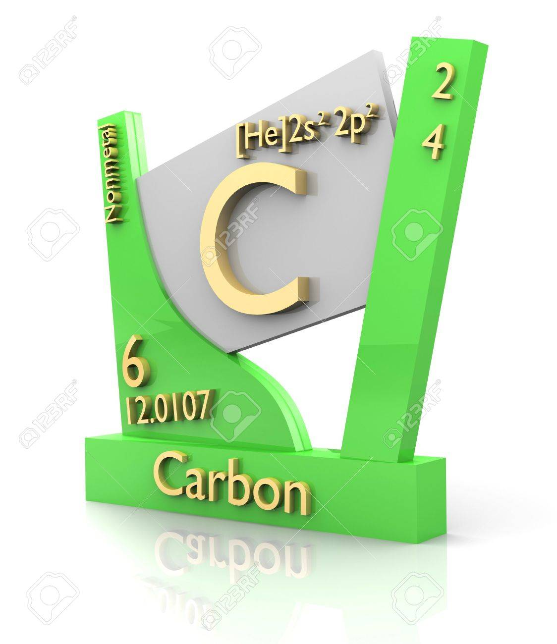 Carbon symbol periodic table images periodic table images carbon form periodic table of elements 3d made stock photo carbon form periodic table of elements gamestrikefo Gallery