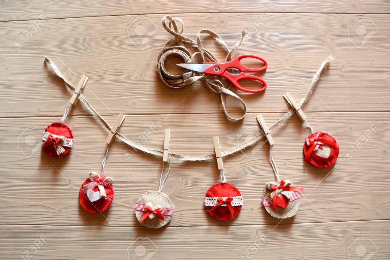 buy popular 99070 7388b Christmas chabby chic decorations.handmade felt decorations,..