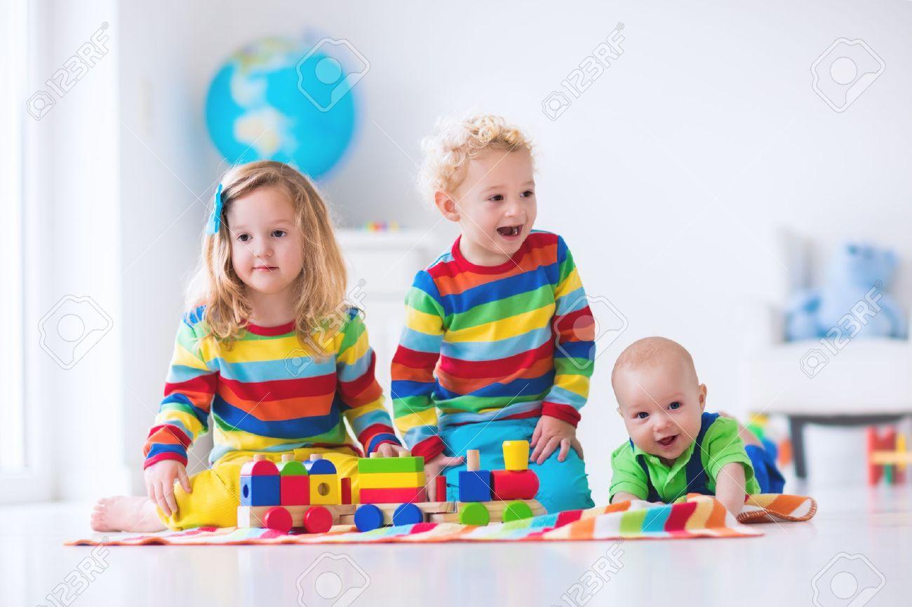 Kurikulum Untuk Anak Usia 0-3 Tahun
