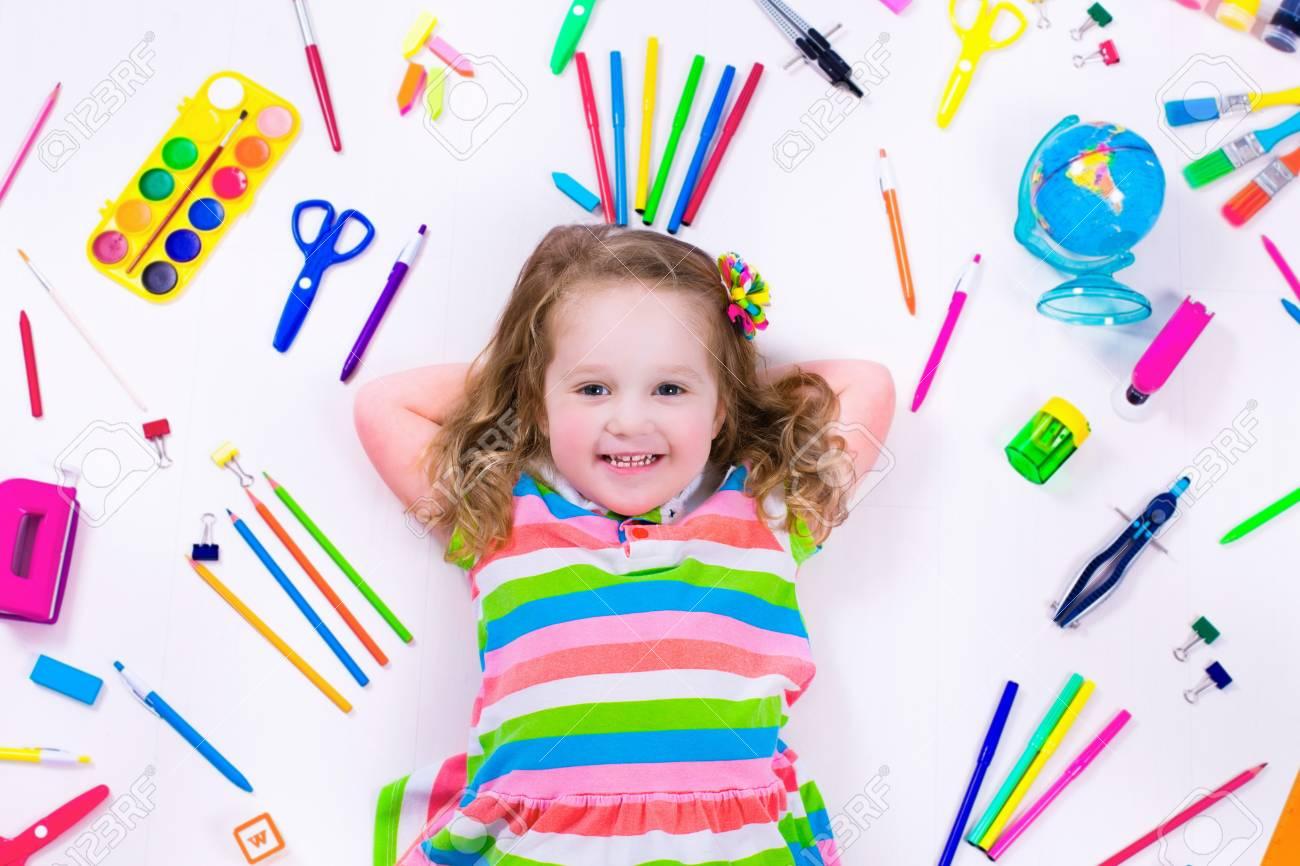 Asombroso Volver A La Escuela Para Colorear Para Preescolar ...