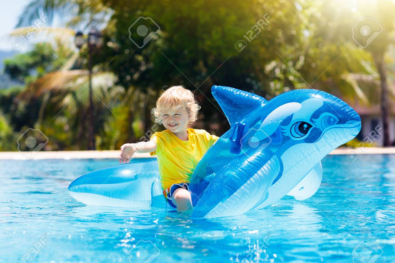 Childrens Inflatables Holiday Toys Kids Swimming Pool