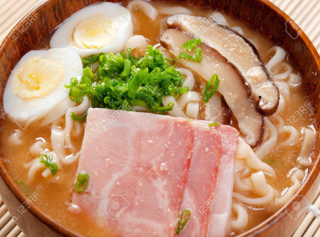 Японский суп рецепт в домашних условиях