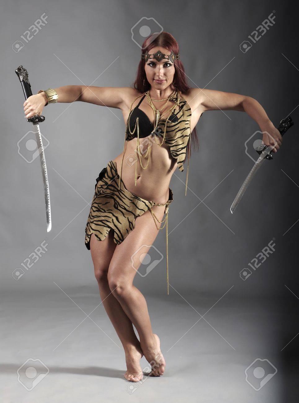 Warrior woman tgp nackt download