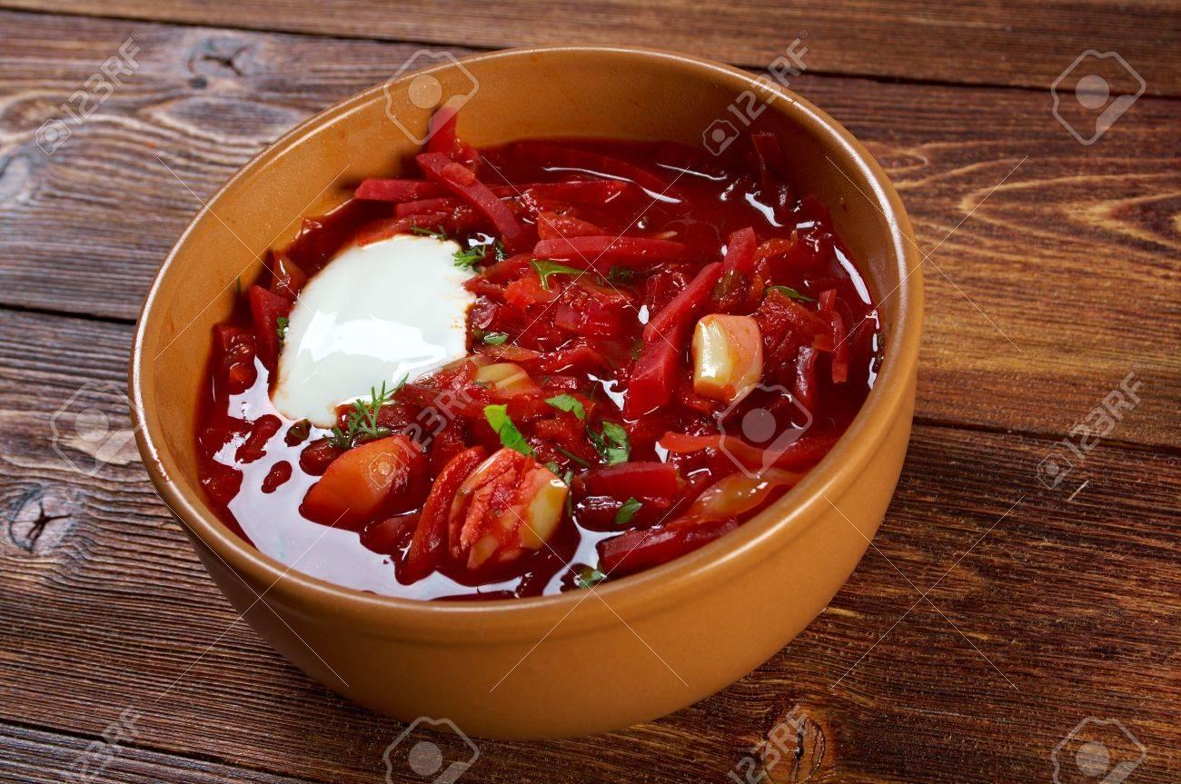 Russian-Style Red Beet Borscht advise