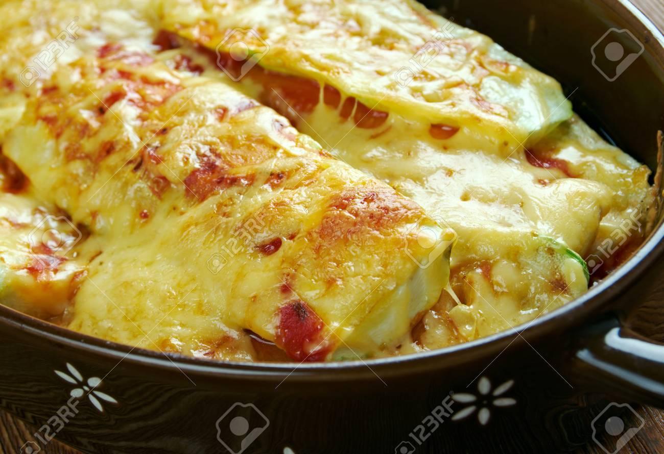 ズッキーニ料理