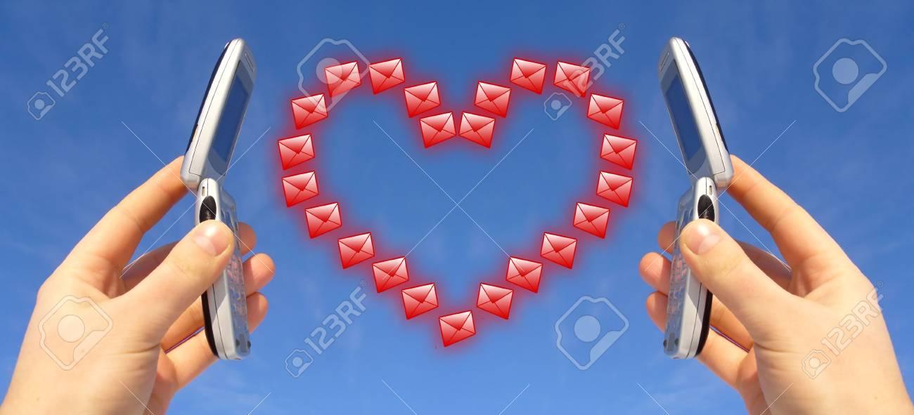 love message Stock Photo - 795759